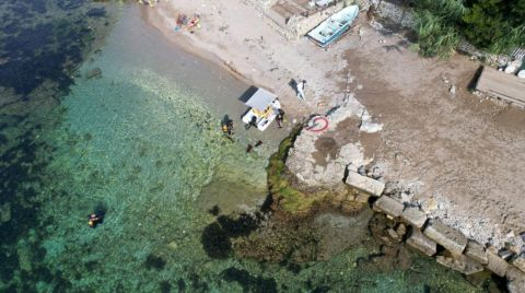 Antik Kerpe Limanı Gün Yüzüne Çıkarılacak