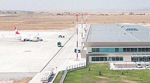 Satılık Havalimanı için 46 Milyon Euro Garanti Ödemesi