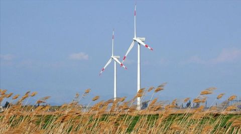 Rüzgar Enerjisi Proje Gücü Yıl Sonunda 17 Bin Megavatı Aşacak