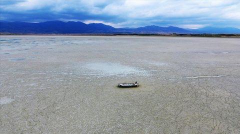 Bir Göl Daha Kurudu