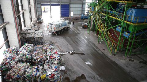 Sakarya'da Evsel Atıklar 'Çöp' Olmuyor