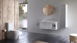 Creavit Drop Banyo Mobilyası