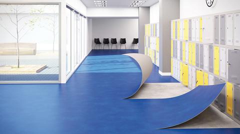 Forbo Fast Flooring ile Yapıştırıcısız Uygulanan Hızlı Zeminler