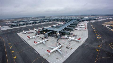 İstanbul Havalimanı'na Bir Ödül Daha