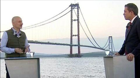 Çanakkale Köprüsü'nden Euro ile Geçilecek