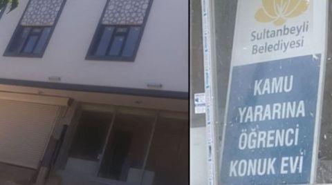 Öğrenci Konukevi Tabelasıyla Kaçak Yapıya Göz Yumuldu