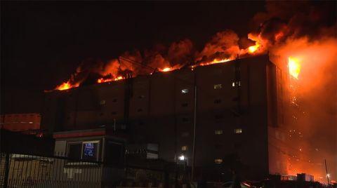 Binalarda Yangın Güvenliğine Öncelik Verilmeli