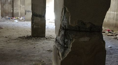 Sultangazi'de Faciayı Bina Sakinleri Önledi