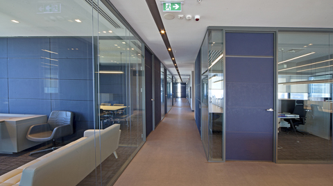 interwall Vitrum Duo Ofis Bölme Sistemleri