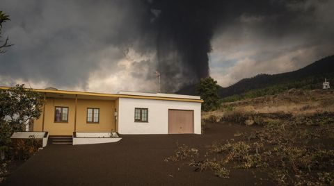 La Palma 'Felaket Bölgesi' İlan Edildi