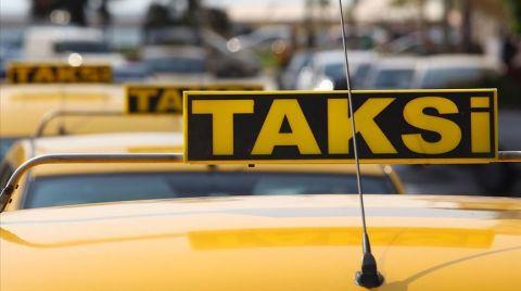İBB'nin 1000 Yeni Taksi Teklifi Yine Reddedildi