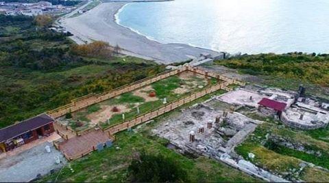 Filyos Antik Kentinin SİT Derecesinin Düşürülmesi Yargıya Taşındı
