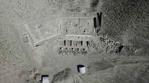 Apameia Antik Kenti'nde Helenistik Döneme Ait Odalar Bulundu