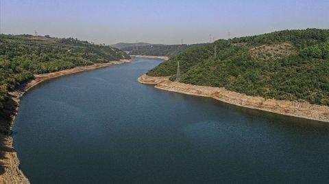 İstanbul'un Barajlarındaki Doluluk Oranı Yüzde 50'nin Altına Düştü