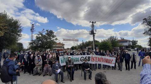 Mahkeme, Uzunköprü'deki OSB Projesini Durdurdu