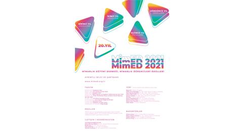 MimED2021 Mimarlık Öğrencileri Proje Ödülleri