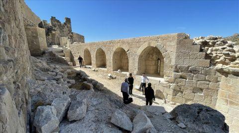 Eski Kahta Kalesi'nde Kazı Çalışmaları Başladı