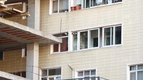 Şişli'de Cama Sıfır Apartman