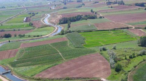 Tarım Arazisine Meyve Sebze Hali Yapılacak