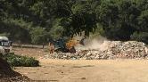 Büyükada'da İnşaat Atıklarını Ormanlık Alana Döktüler