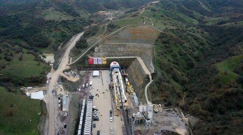 Ankara-İzmir YHT Projesi, Eşme-Salihli T-1 Tüneli Tamamlanıyor
