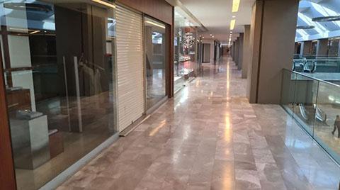 İstanbul'un ilk AVM'si Galleria Yıkılıyor