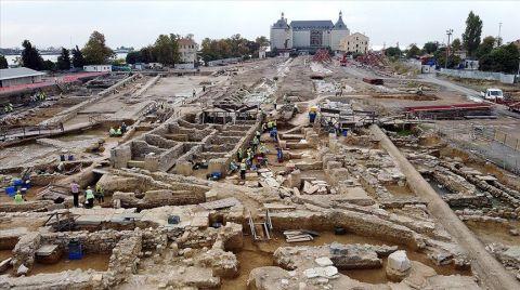 Haydarpaşa Kazılarıyla Kadıköy'ün Tarihi Yeniden Yazılıyor