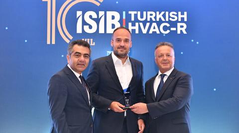Eryap Grup'a İSİB'den Ödül