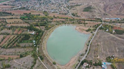 Serpincik Göleti'ne Su Üstü Yürüyüş Yolları Yapılacak