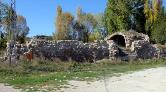 Tarihi Çamlıbel Hanı'nda Defineci Talanı