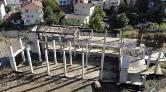 Çekmeköy'de 4 Yıl Önce Başlanan İtfaiye İstasyonu Tamamlanamıyor