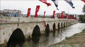 Restorasyonu Tamamlanan İki Tarihi Köprü Açıldı
