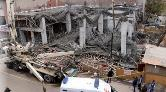 Ankara'da İnşaatta Göçük