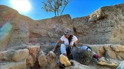 Tatarlı Höyük'te 4 Bin Yıl Öncesine Ait 'Çöp Çukuru' Bulundu