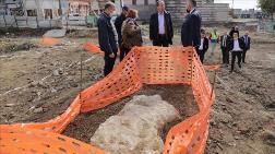 Selimiye Meydanı Kazılarında Tarihi Kalıntılara Rastlandı