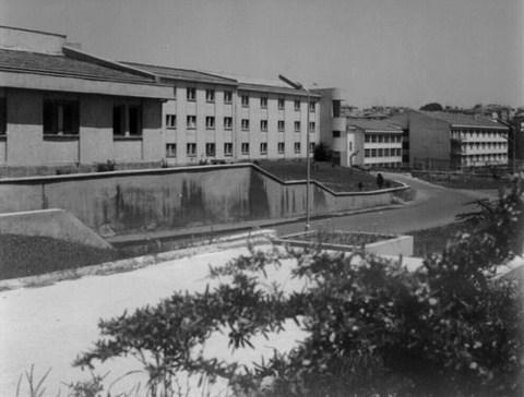1971'de Bakırköy Hastanesi