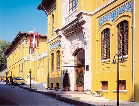 Sultanahmet'teki Four Seasons Oteli