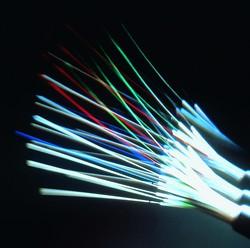 İskenserun'daki Yassı Demir-Çelik Üretim Projesi'nde kullanılan fiber optik kablolar
