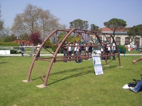 2010 'Design&Construct' Öğrenci Çelik Köprü...