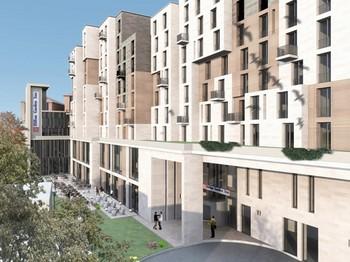 Amplio – Hilton Garden Hill'in LEED V3 New Construction / yeşil bina süreç yönetimi Erke Tasarımın gerçekleştirdiği bir başka proje