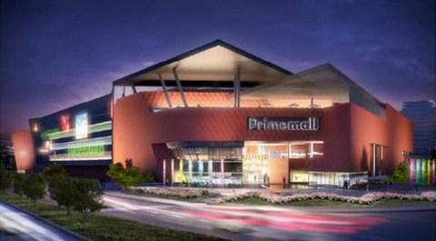 Prime Mall Gaziantep'in LEED V3 Core&Shell / yeşil bina süreç yönetimi Erke Tasarım tarafından gerçekleştirildi