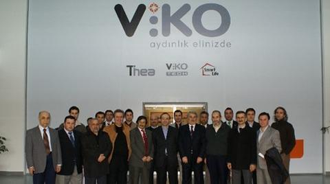 İŞHAD'dan VİKO'ya Ziyaret