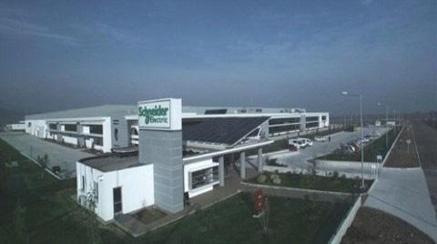 Schneider Electric'ten Çevre Dostu Yeni Fabrika