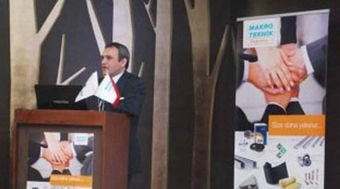 Makro Teknik Eğitim Günleri Adana'da