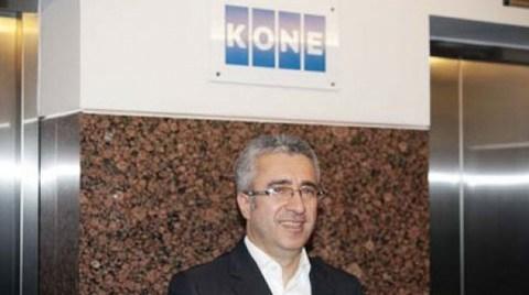 KONE Türkiye'de Görev Değişikliği
