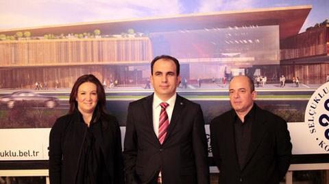 Konya, Kongre Merkezine Tabanlıoğlu İmzası ile Kavuşuyor