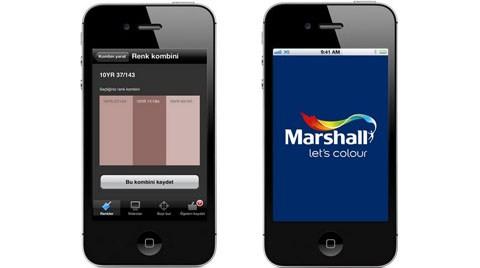 Marshall'dan iPhone Uygulaması