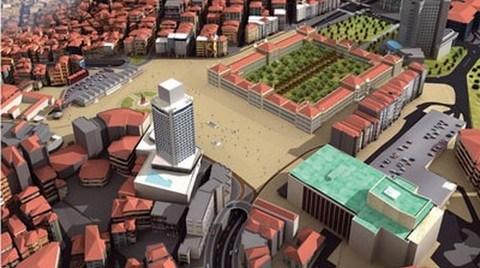 Meydan Olmamakla Eleştirilen Taksim, Bu Şansını Tamamen Kaybedecek
