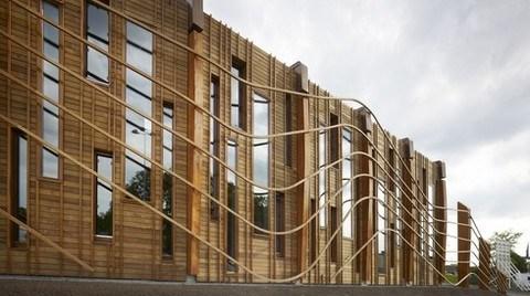 """""""Rijkswaterstaat'ın Yeni Bölge Müdürlüğü Binası"""""""
